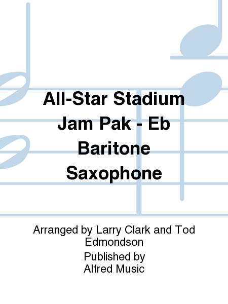 All-Star Stadium Jam Pak - Eb Baritone Saxophone