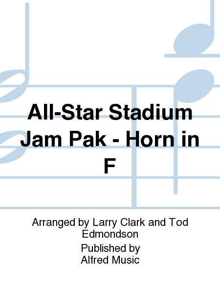 All-Star Stadium Jam Pak - Horn in F