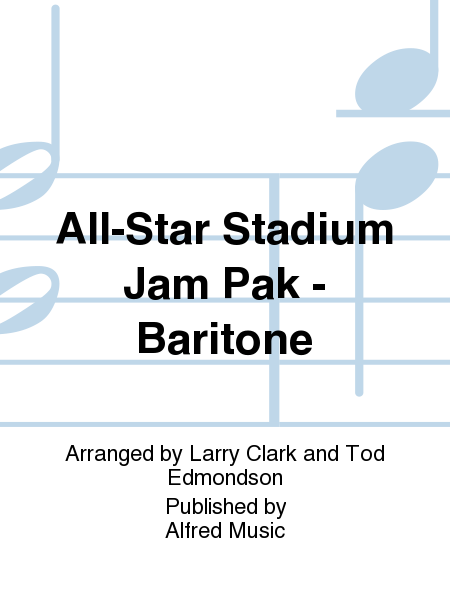 All-Star Stadium Jam Pak - Baritone