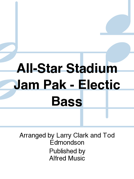 All-Star Stadium Jam Pak - Electic Bass