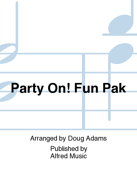 Party On! Fun Pak