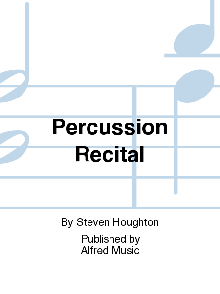 Percussion Recital