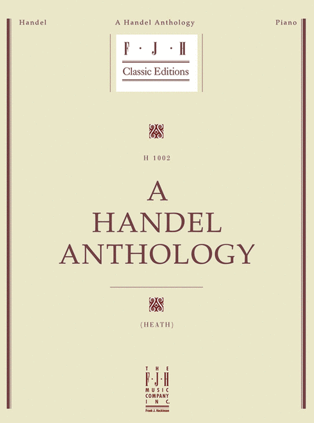 Handel: A Handel Anthology