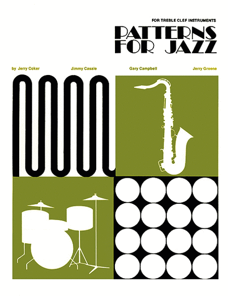 Patterns For Jazz - Treble Clef Instruments