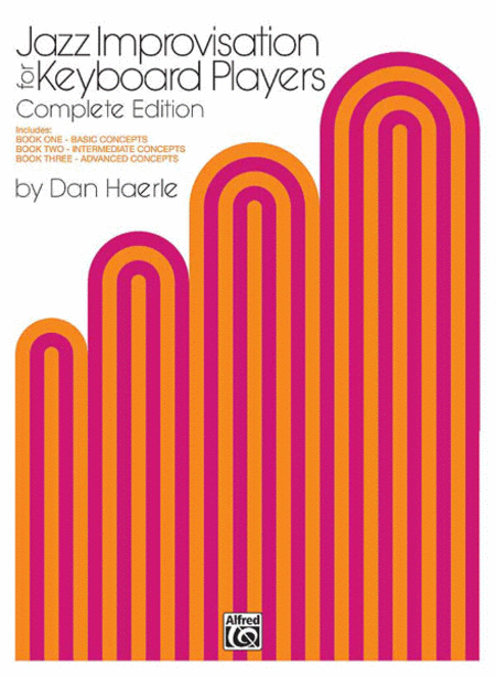 Jazz Improvisation For Keyboard Players - Complete Edition