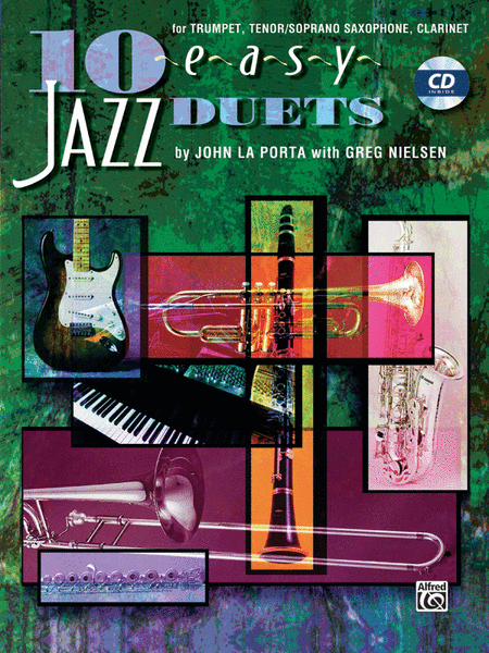 10 Easy Jazz Duets - Bb Edition