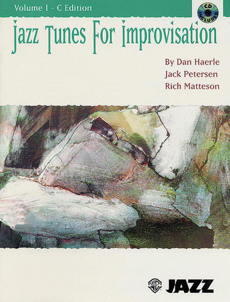 Jazz Tunes for Improvisation, Volume 1
