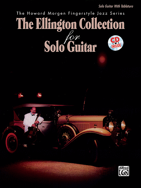 Ellington Collection For Solo Guitar - Book/CD