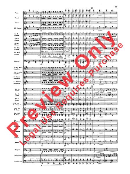 Third Suite (I. March, II. Waltz, III. Rondo)
