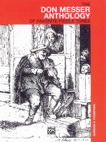 The Don Messer Anthology of Favorite Fiddle Tunes