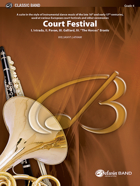 Court Festival (Suite for Concert Band)