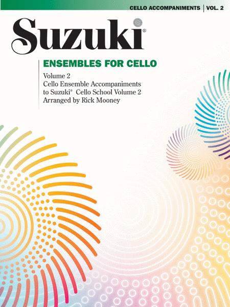 Ensembles for Cello, Volume 2