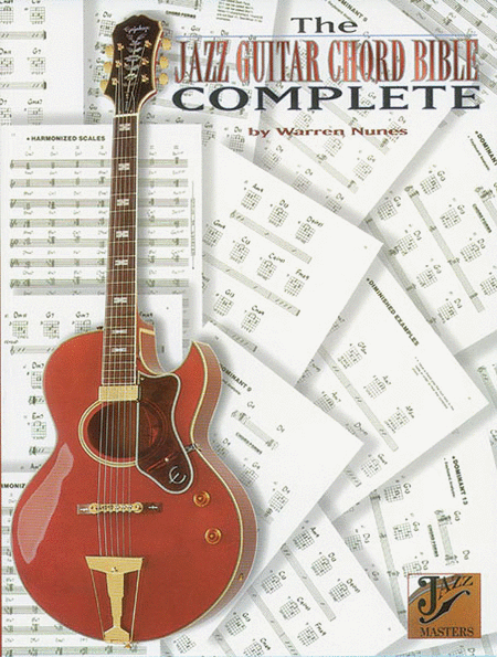 Jazz Guitar Chord Bible
