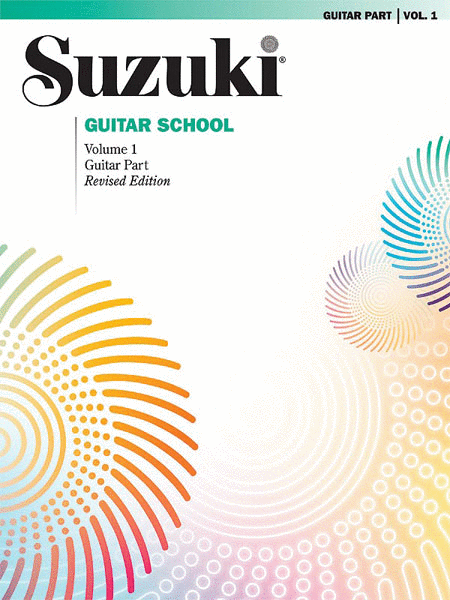 Suzuki Guitar School, Volume 1 - Guitar Part