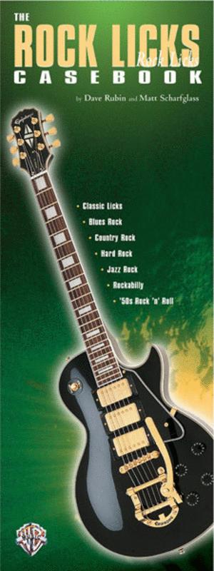 The Rock Licks Casebook