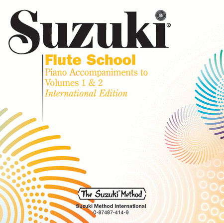 Suzuki Flute School, Volumes 1 & 2