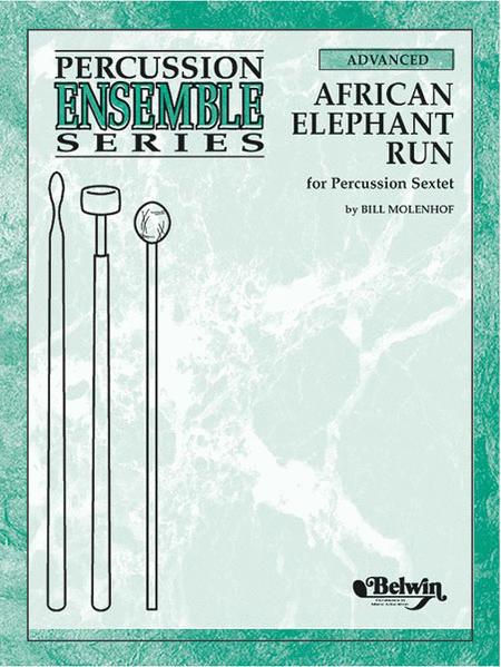 African Elephant Run