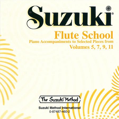 Suzuki Flute School, Volumes 5, 7, 9 & 11