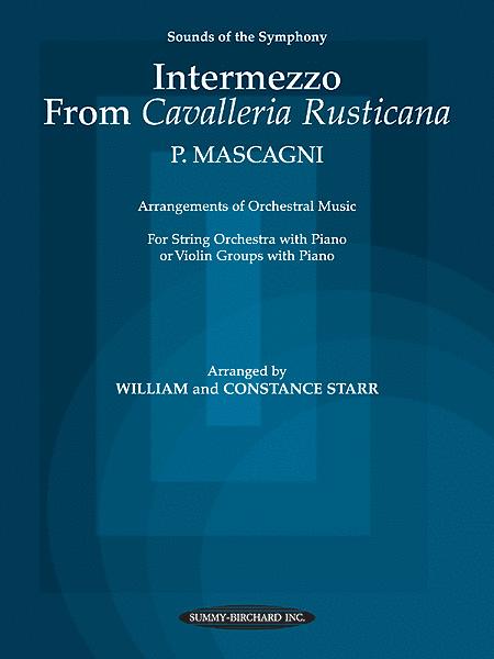 Intermezzo from Cavalleria Rusticana