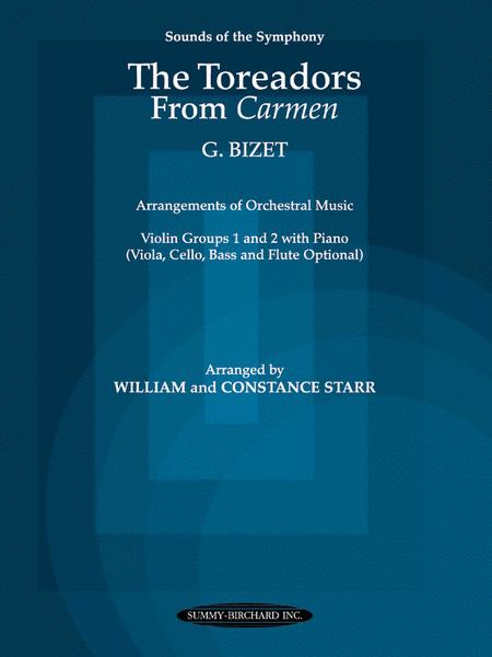 The Toreadors from Carmen