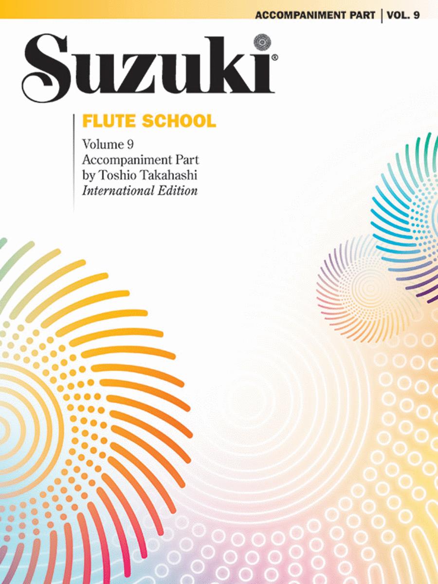 Suzuki Flute School, Volume 9