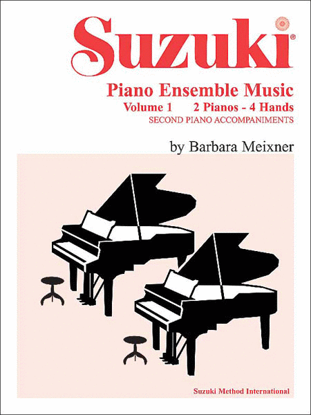 Suzuki Piano Ensemble Music for Piano Duo, Volume 1