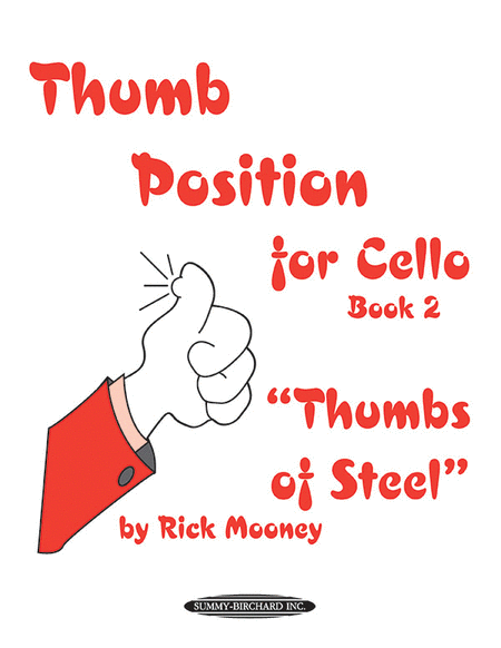 Thumb Position for Cello, Book 2