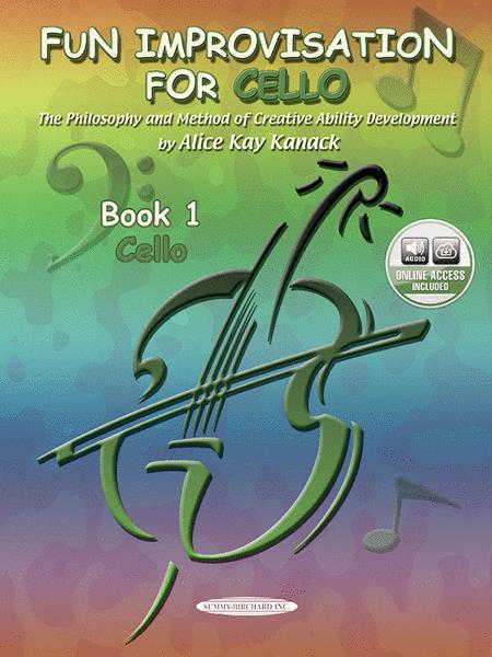 Fun Improvisation for Cello