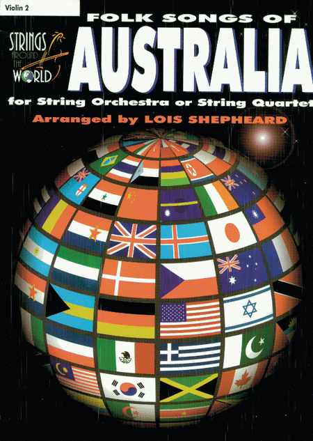 Strings Around the World -- Folk Songs of Australia
