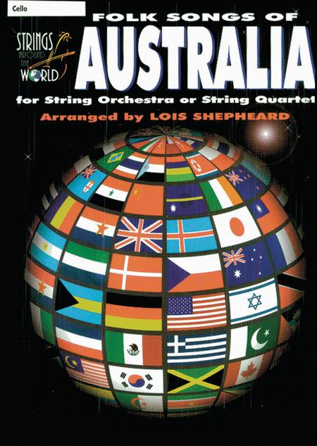 Strings Around the World -- Folk Songs of Australia