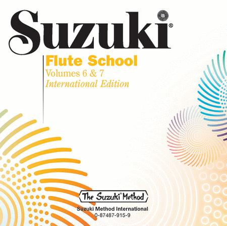 Suzuki Flute School, Volumes 6 & 7