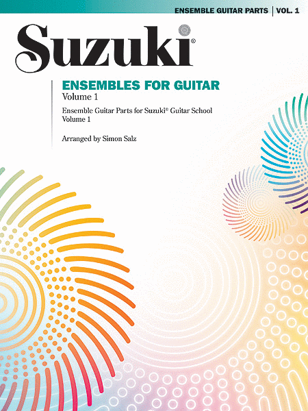 Ensembles for Guitar, Volume 1
