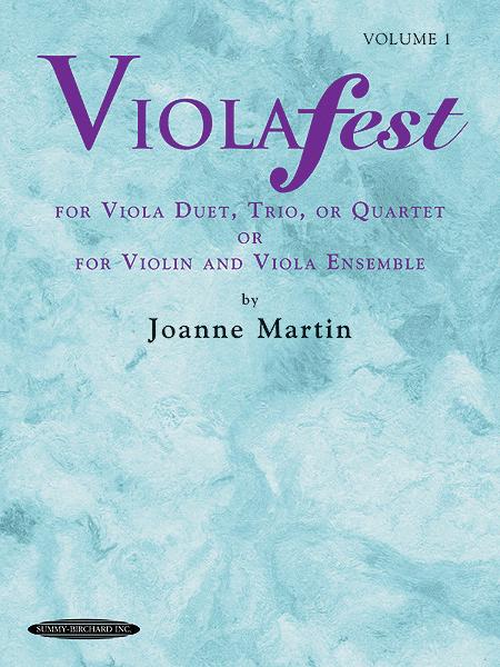 ViolaFest, Volume 1