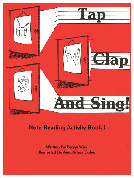 Tap Clap and Sing!, Book 1