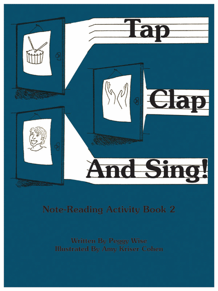 Tap Clap and Sing!, Book 2
