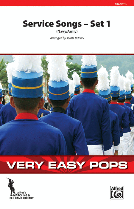 Service Songs - Set 1 (Navy/Army)