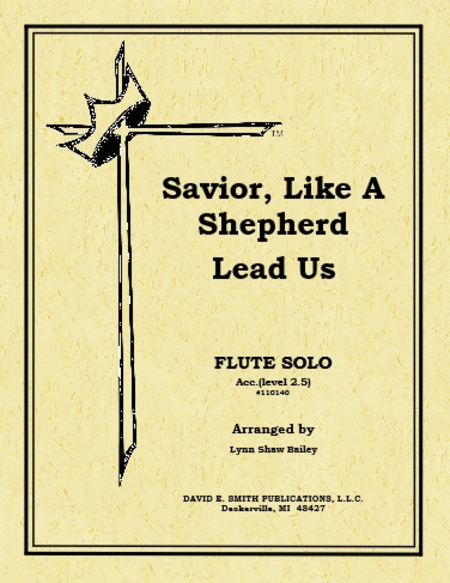 Saviour Like A Shepherd