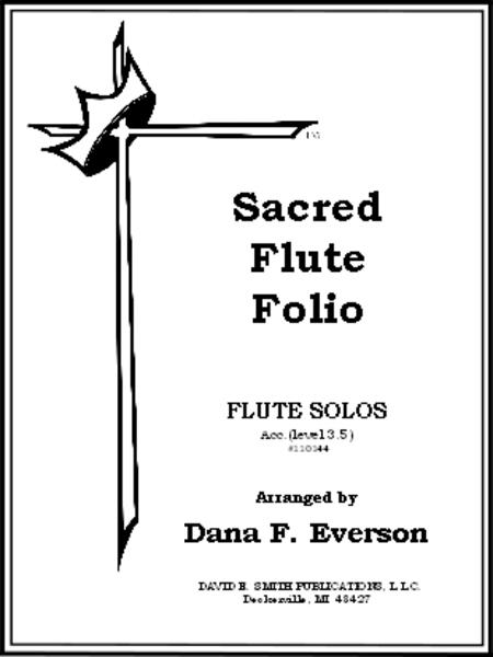 Sacred Flute Folio