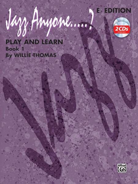 Jazz Anyone.....?, Book 1