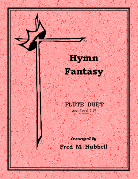 Hymn Fantasy (accompaniment)