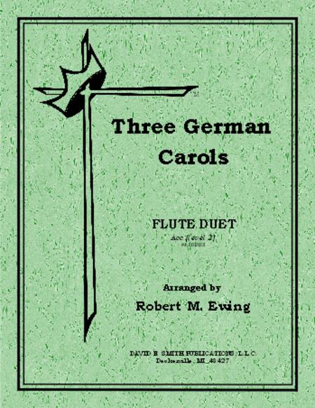 Three German Carols (accompaniment)