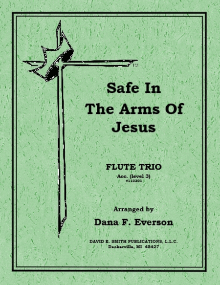 Safe In The Arms Of Jesus (accompaniment)