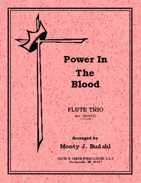 Power In The Blood (accompaniment)