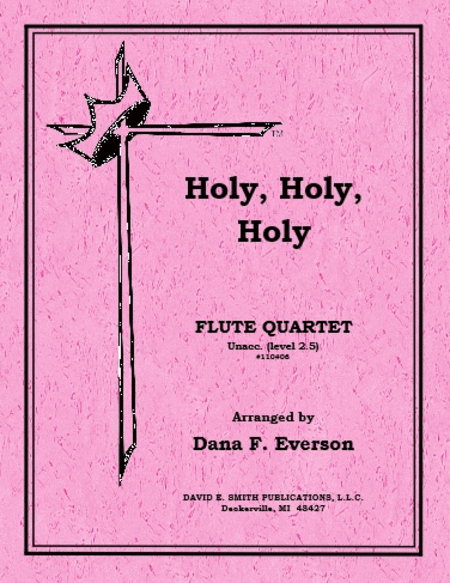 Holy, Holy, Holy (unaccompanied)