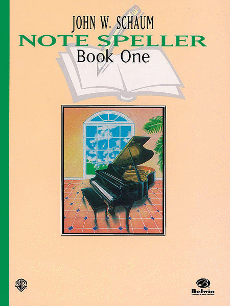 Note Speller - Book One