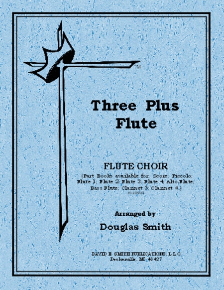 Flute Three Plus Collection - Alto Flute