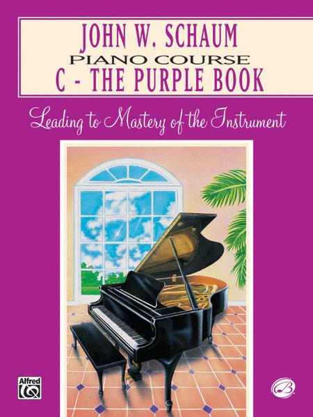 Piano Course C The Purple Book (revised)