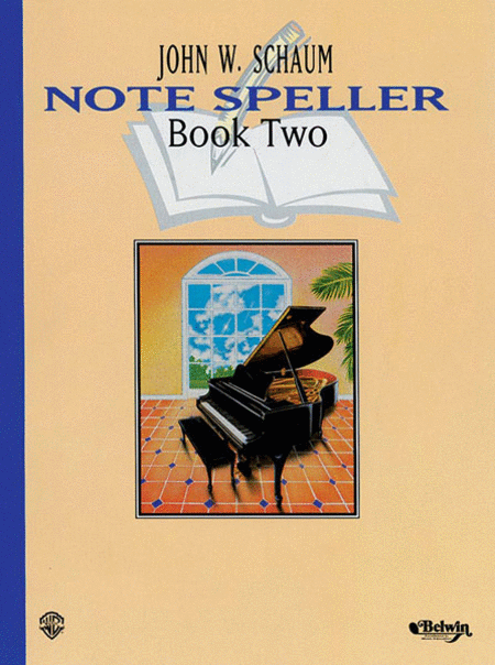 Note Speller - Book 2 (Revised)