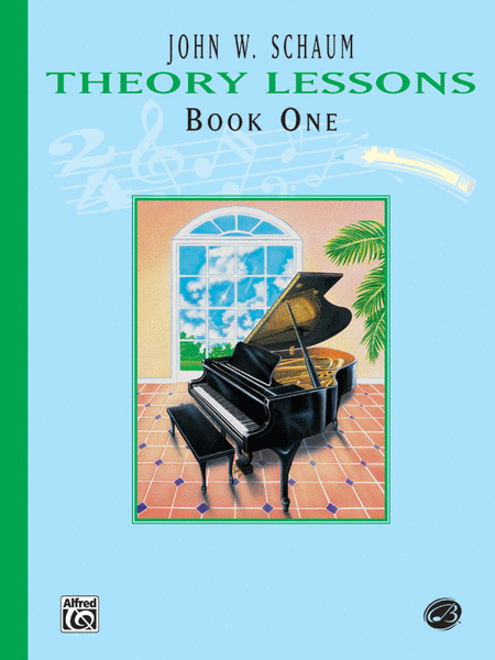 Theory Lessons Book One (revised)
