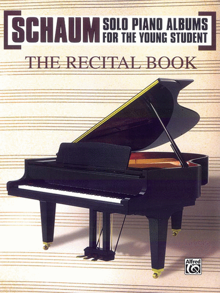Schaum Solo Piano Album